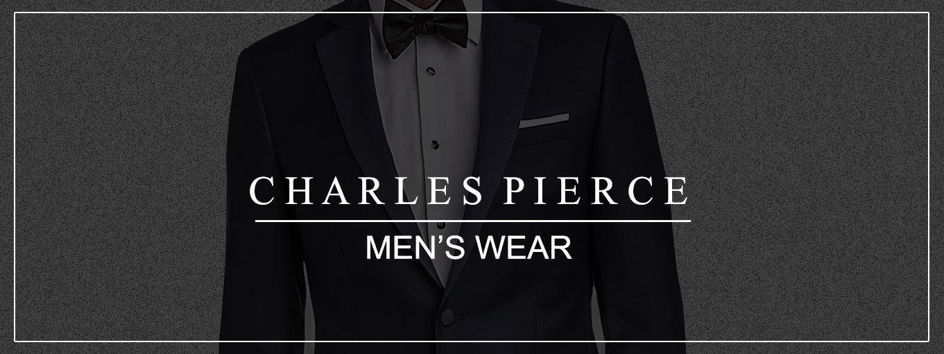 Charles Pierce Menswear